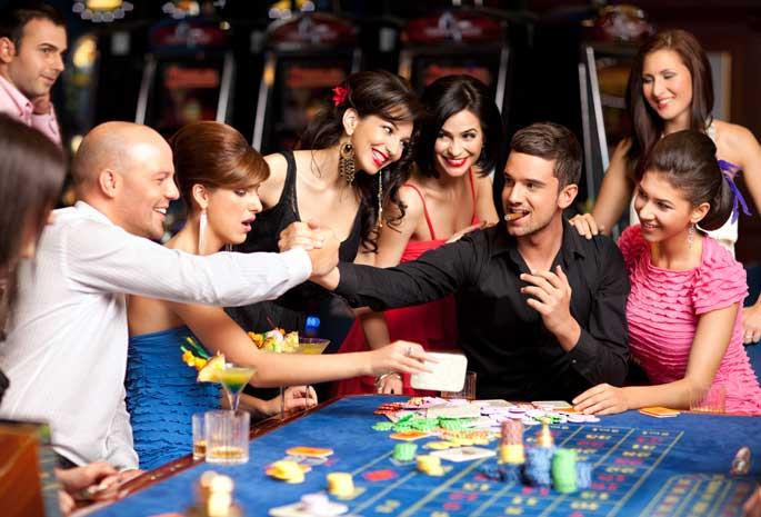 Entertainment Team - Fun of Vegas