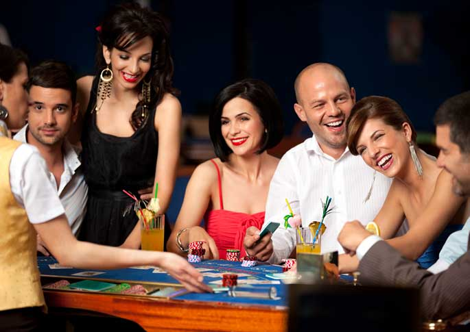 Entertainment Team - Casino Parties
