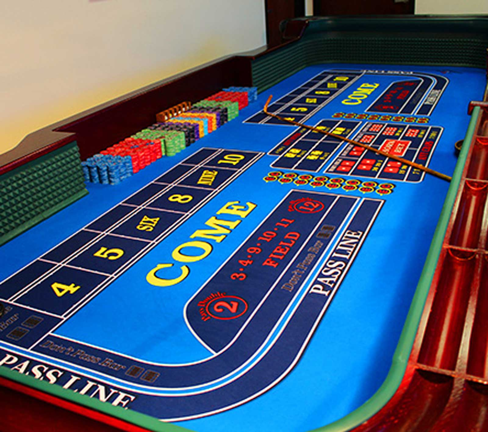 Craps is the Most Exciting Game You Can Add to Your Casino-Themed Party