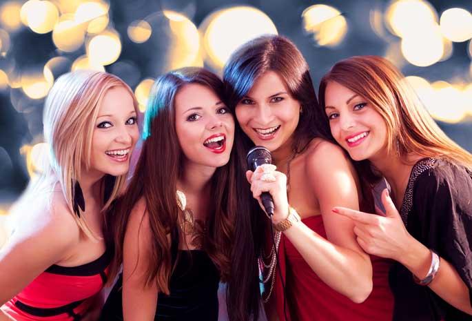 Entertainment Team Karaoke Service