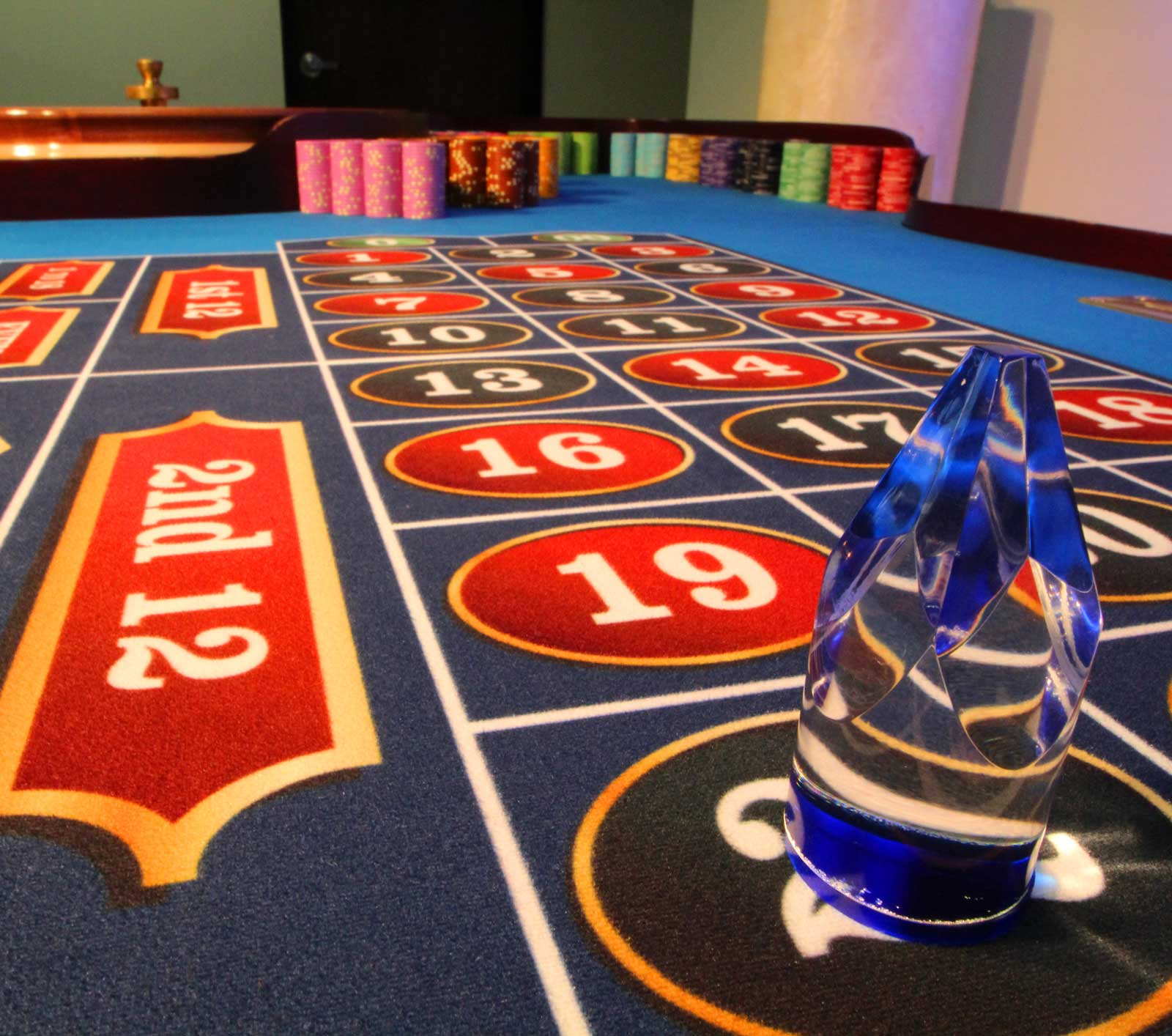Roulette is Perfect for Socializing with Other Guests as You Play